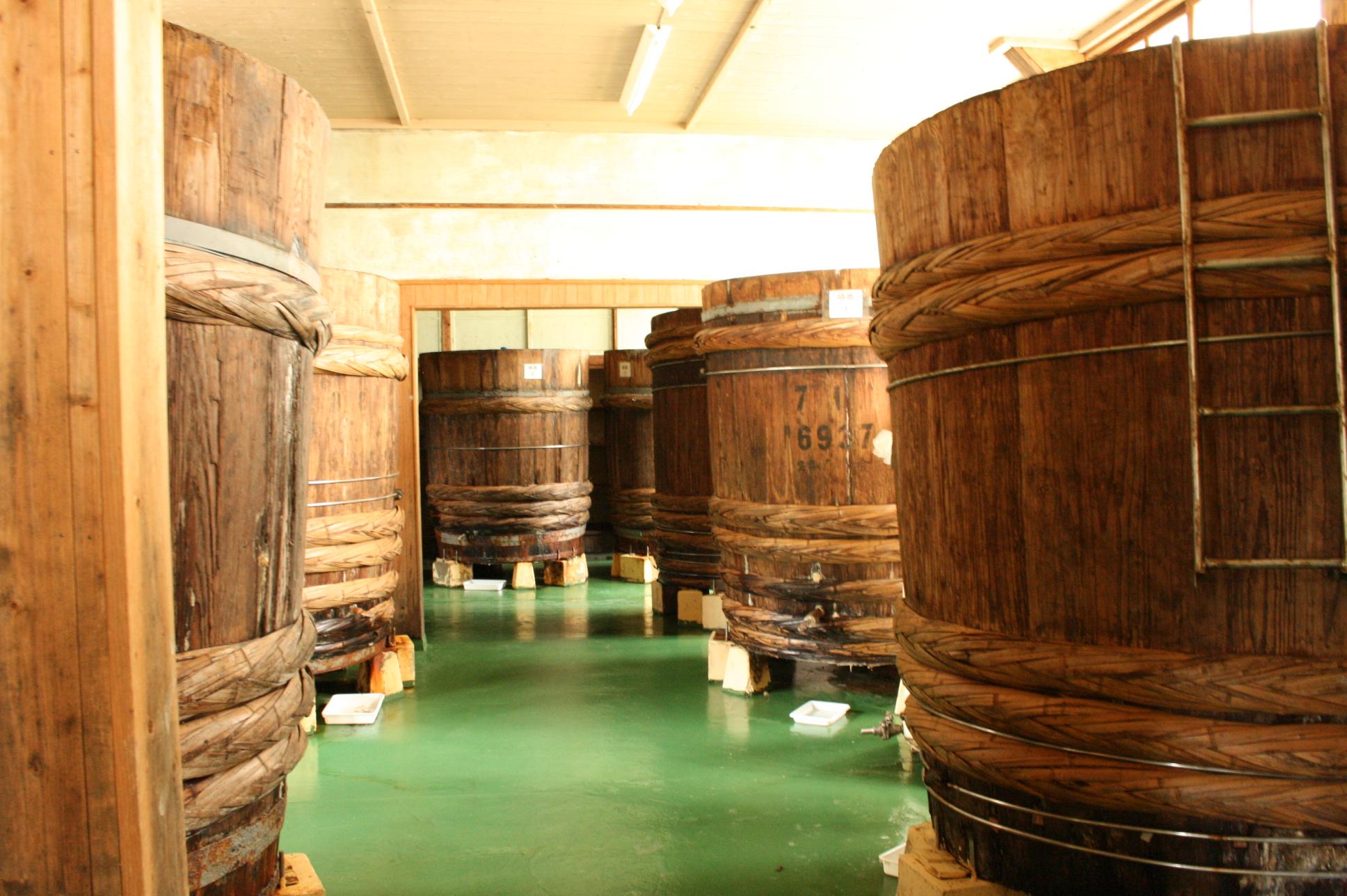 【特別教室】白たまりを手作りしよう!〜日東醸造・蜷川社長を迎えて醤油の話と白たまり作り〜午前